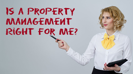Property Management Right for me
